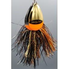 O'henry Smoke Orange Tip & Gold Orange Tip