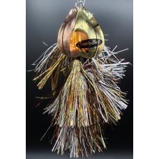 White Tail Walleye Copper & Gold