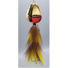 Hairball Walleye