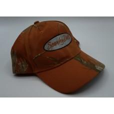 Hat-Orange Camouflage