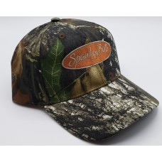 Hat-Green Camouflage